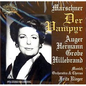 Marschner: Der Vampyr / Rieger (1974)