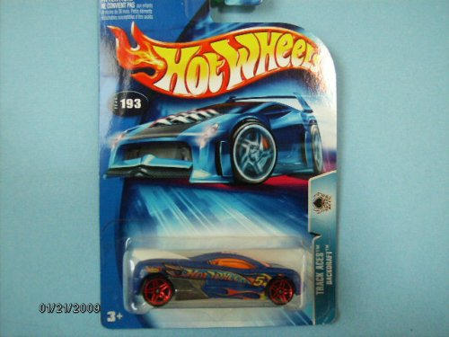 Hot Wheels Track Aces Backdraft - 1