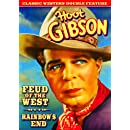 Hoot Gibson Classic Western Double Feature: Feud of the West (1936) / Rainbow's End (1935)