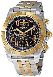 Breitling Men's CB011012/B957 Chronomat 44 Chronograph Watch from Breitling