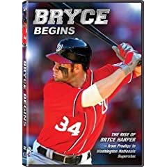 Team Marketing WW-TM4166 Washington Nationals MLB Bryce Begins DVD by Team Marketing