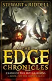 The Edge Chronicles 3: Clash of the Sky Galleons: Third Book of Quint