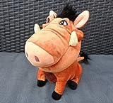 Disney, Lion King Pumbaa small soft Plush Toy
