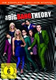 DVD - The Big Bang Theory - Die komplette sechste Staffel [3 DVDs]