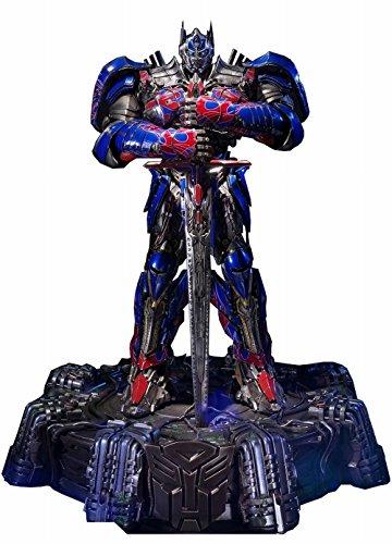 "Museum Master Line series, ""Transformer"" Lost Age: Optimus Prime Knight edition Polystone Statue MMTFM-07"