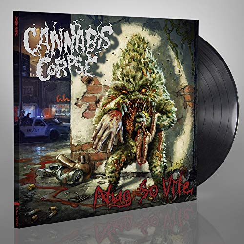 Vinilo : CANNABIS CORPSE - Nug So Vile