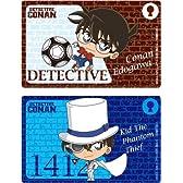 名探偵コナン アロマシール付きICカードステッカー 1 江戸川コナン&怪盗キッドセット