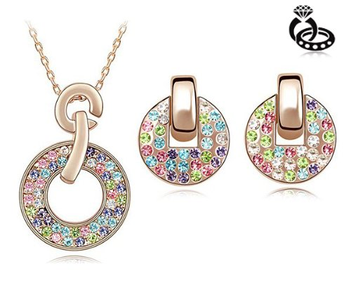 Swarovski Beautiful Jewelry Sets! Hot Sale, Best