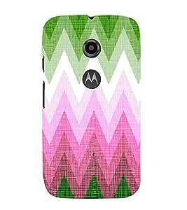 EPICCASE tryst Mobile Back Case Cover For Moto E 2nd Generation (Designer Case)