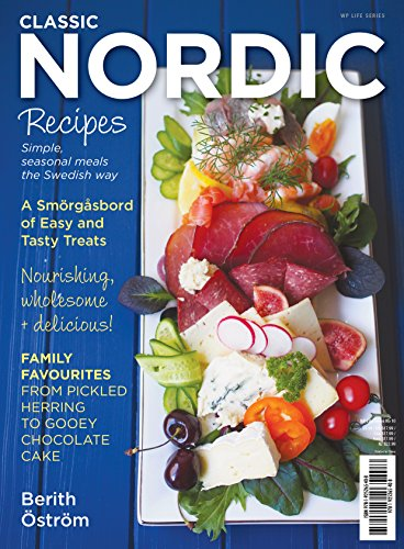 Classic Nordic Recipes by Berith Ostrom