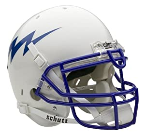 Schutt Sports Air Force Falcons NCAA Authentic Full Size Helmet by Schutt