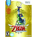 The Legend of Zelda: Skyward Sword (Includes Zelda Music CD) - Wii Standard Editionby Nintendo