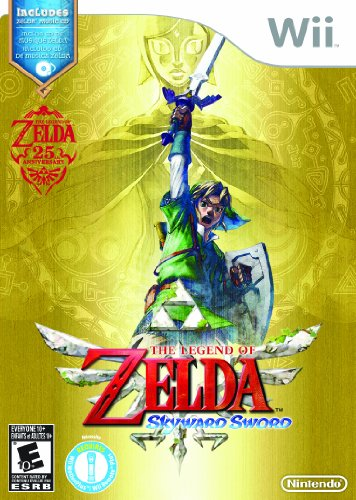 Legend Of Zelda: Skyward Sword on Nintendo Wii