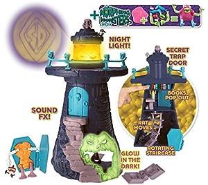 Scooby-Doo - Crystal Cove Frighthouse Playset - Le Phare Hanté 40cm (Import Royaume-Uni)