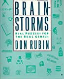 Brainstorms: Real Puzzles for the Real Genius
