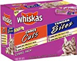 Mars Petcare Us 01557 Cat Food, Poultry Variety, 3-Oz. Pouch, 12-Ct. Cat Food