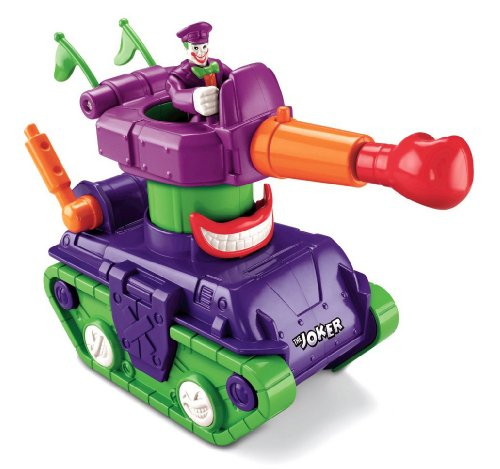 Fisher-Price Imaginext DC Super Friends Joker Tank at Gotham City Store