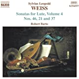 Sonatas for Lute Vol. 4