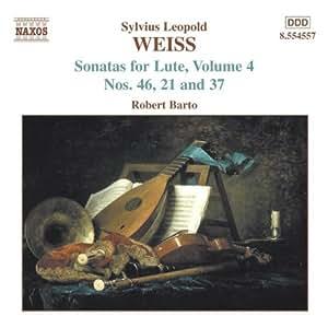 Sonatas for Lute Vol. 4