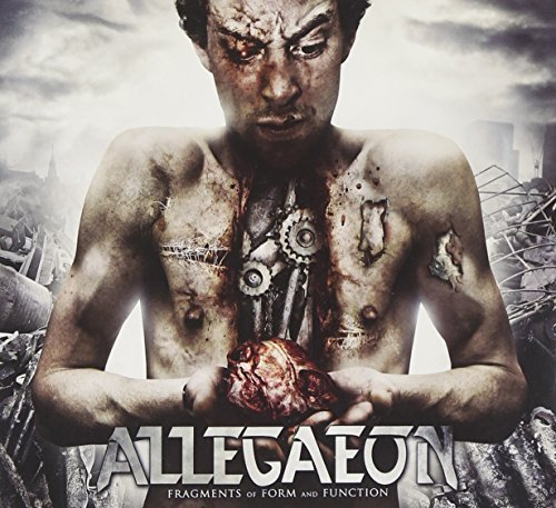 Fragments of Form & Function by Allegaeon (2010-07-20)