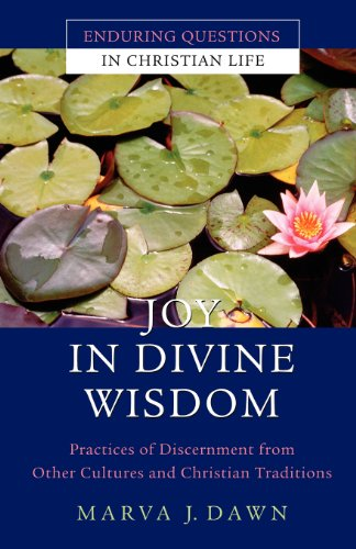 Joy in Divine Wisdom: Practices of Discernment from Other Cultures and Christian Traditions (Enduring Questions in Christian Life), Marva J. Dawn