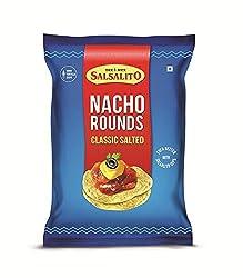 Salsalito Nachos Classic Salted 150g