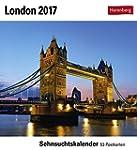 London - Kalender 2017: Sehnsuchtskal...