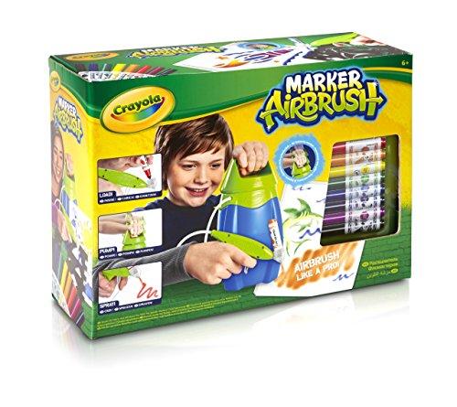 catalogo de juguetes crayola aer grafo de juguete On aerografo crayola amazon