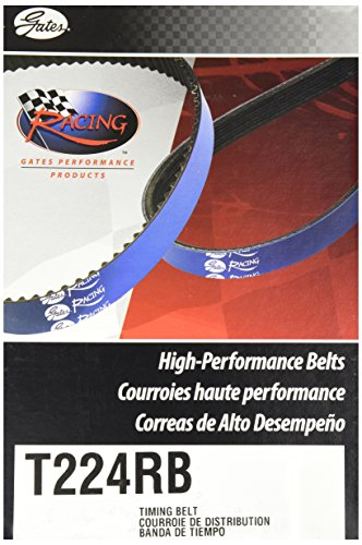 Gates T224RB Blue Racing Timing Belt