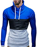 MT Styles - S-132 - Pull-over à col montant