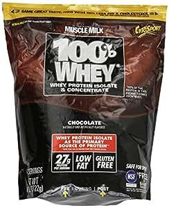 Cytosport 100% Whey Chocolate Protein Powder 6lb