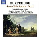 ブクステフーデ:7つのトリオ・ソナタ Op. 2