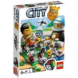 Lego Games - 3865 - Jeu de Société - City Alarm