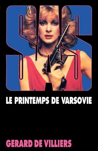 Gérard de Villiers - SAS 50 Le printemps de Varsovie (French Edition)