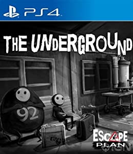 Escape Plan: The Underground DLC - PS4 [Digital Code]