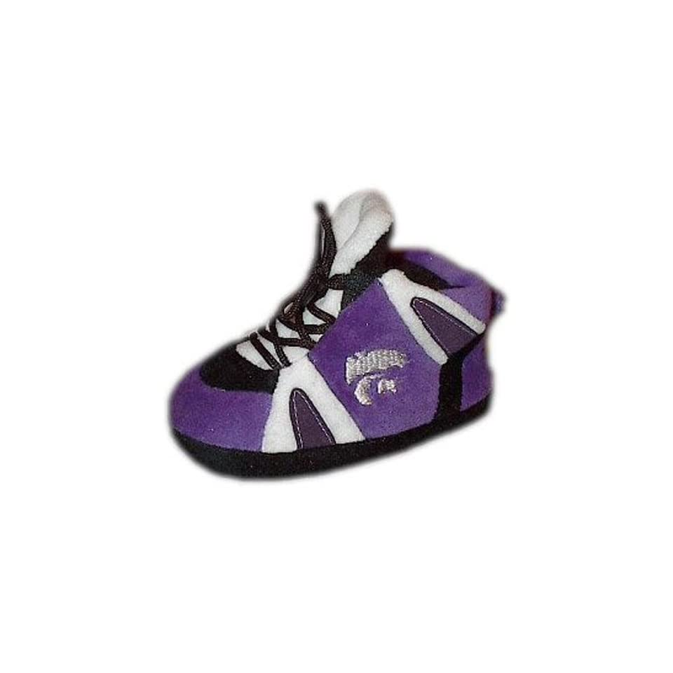 Kansas State Wildcats Comfy Feet NCAA Baby Slippers