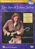Art of Blues Solos [Import USA Zone 1]