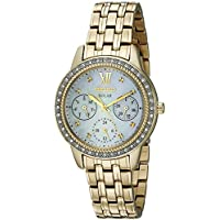 Seiko Recraft Series Women's Quartz Solar Watch (SNE872)