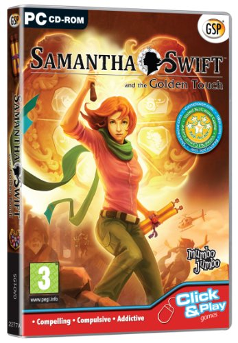 Samantha Swift and the Golden Touch  (PC)
