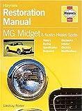 Mg Midget, Austin Healey and Sprite Restoration Manual