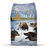 Taste Of The Wild Grain Free Premium Dry Dog Food Pacific Stream Adult - Salmon