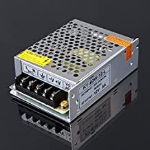 Alcoa Prime 1Pcs Iron Shell L12V 5A 60W 200-240V NEW Switching Switch Power Supply For LED Strip Light Lights...