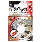 Rock Chic Nail Art Gems