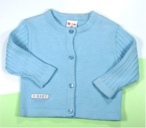 SALE Infant Baby Sweater - Blue Button Front - Buy SALE Infant Baby Sweater - Blue Button Front - Purchase SALE Infant Baby Sweater - Blue Button Front (V-Baby, V-Baby Apparel, V-Baby Toddler Boys Apparel, Apparel, Departments, Kids & Baby, Infants & Toddlers, Boys, Sweaters)