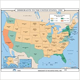 Maps Reveal Intelligence Levels Across The US Based On Tweets - Amazon us map