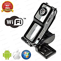 Mini WiFi Camera DV MD81S Wireless DVR Camera Video Wifi HD Pocket-Size Mini SPY Camera (BY TRP TRADERS)