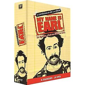 My Name Is Earl : L'intégrale des saison 1 à 4 [Édition Limitée]