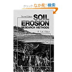 Soil Erosion Research Methods