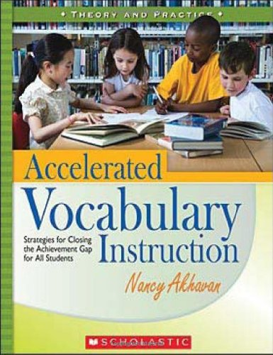 Accelerated Vocabulary Instruction: Strategies for...