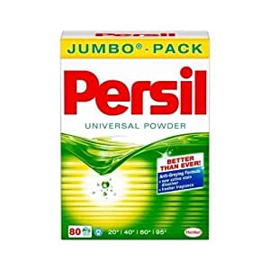 UNIVERSAL POWDER - 80 Loads Also known as PERSIL JUMBO PACK